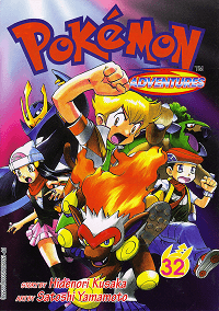 Pokémon Adventures - Volumen 32