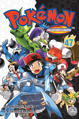 Pokémon Adventures - Volumen 47