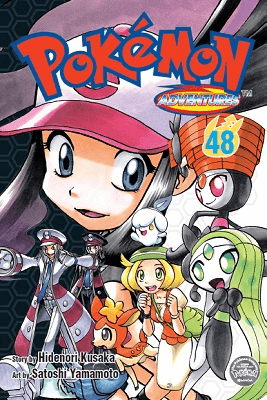 Pokémon Adventures - Volumen 48