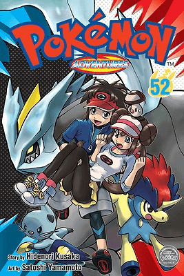 Pokémon Adventures - Volumen 52