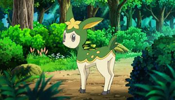 Temporada 15, episodio 6: ¡Las cuatro estaciones de Sawsbuck!