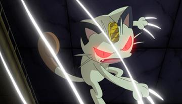 Temporada 16, episodio 22: ¡Meowth, Acromo y Equipos rivales!