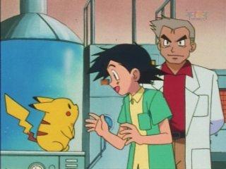 Temporada 1, episodio 1: Pokémon, yo te elijo