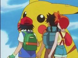 Temporada 1, episodio 17: La Isla de los Pokémon Gigantes