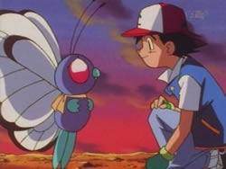 Temporada 1, episodio 21: Adiós Butterfree