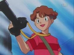Temporada 1, episodio 55: Paparazzi Pokémon