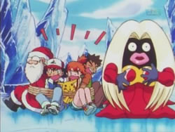 Una navidad con Jynx - T01E65 - Guía de Episodios - Pokémon Project