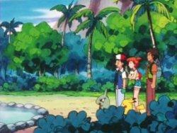 Temporada 5, episodio 50: Entei, el Pokémon legendario