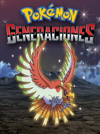 Ver online episodios de Generaciones Pokémon
