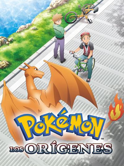Ver online episodios de Pokémon: Los Orígenes