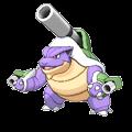 #009 Mega Blastoise  Shiny
