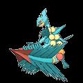 #254 Mega Sceptile  Shiny