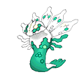 #718 Zygarde Shiny