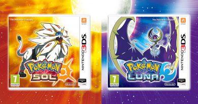 Actualización 1.2 de Pokémon Sol y Luna