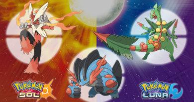 Megapiedras para Sol y Luna