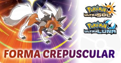 Lycanroc Forma Crepuscular