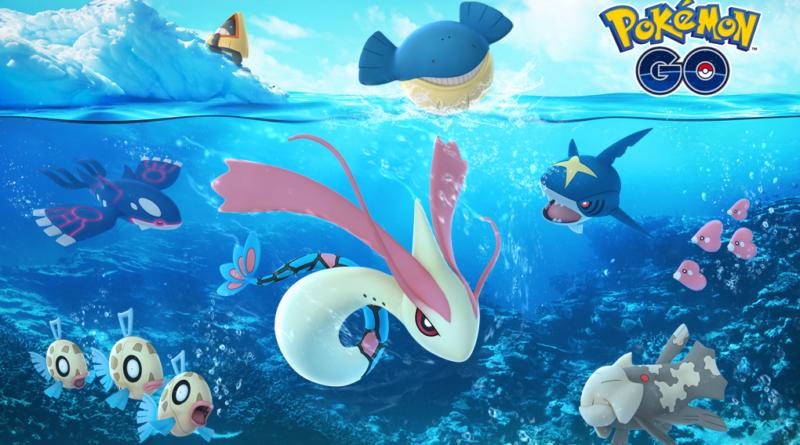 Evento de Navidad de Pokémon GO