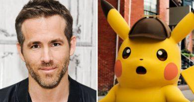 Ryan Reynolds en Detective Pikachu