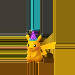 Pikachu Macho Variocolor