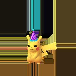 Pikachu Hembra