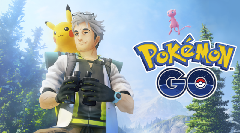 Investigaciones Pokémon GO