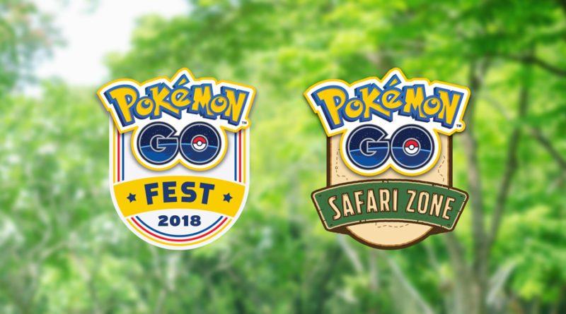 Tour de Verano de 2018 - Pokémon GO