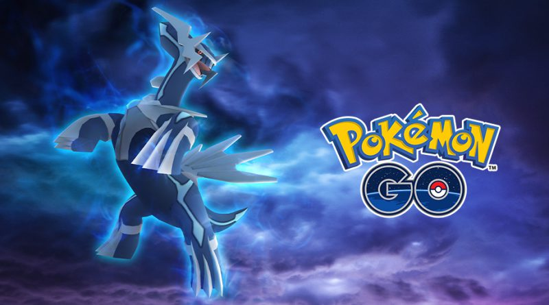 Dialga en Pokémon GO