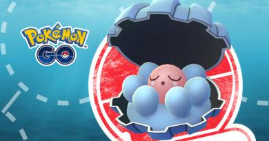 Clampearl en Pokémon GO