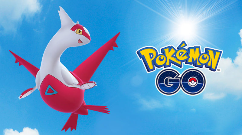 Latias Pokémon GO