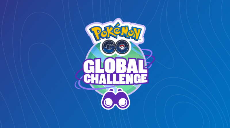 Desafío Global de Pokémon GO