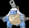 #009 Mega Blastoise
