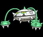 #598 Ferrothorn