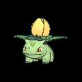 #002 Ivysaur Shiny