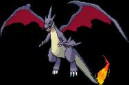 #006 Mega Charizard Y Shiny