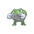 #062 Poliwrath Shiny