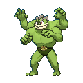 #068 Machamp Shiny
