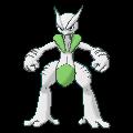 #150 Mega Mewtwo X Shiny