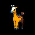 #203 Girafarig Shiny