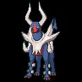 #229 Mega Houndoom  Shiny