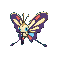 #267 Beautifly Shiny