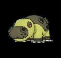 #450 Hippowdon Shiny