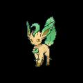 #470 Leafeon Shiny