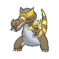 #553 Krookodile Shiny