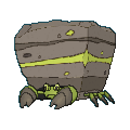 #558 Crustle Shiny