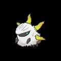 #636 Larvesta Shiny