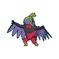 #701 Hawlucha Shiny